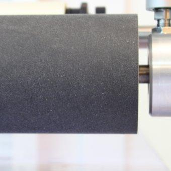 Andrückrolle 1600mm inkl. Halterung und Lager